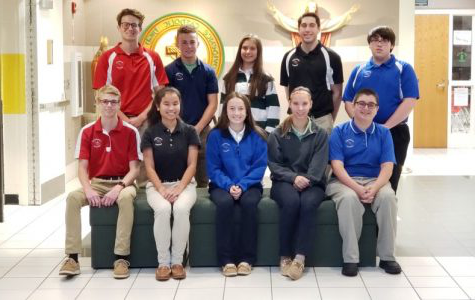 PC Students of the Month for October