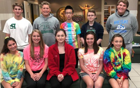 PCHS Announces Students of the Month for September