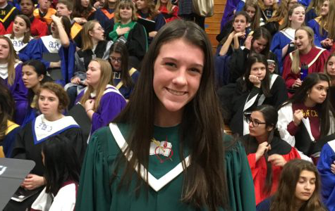 LaBine Named to Honors Chorus